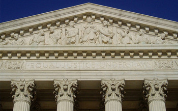 A federal appeals court in March ruled that Title VII protects a woman who was fired for being transgender. Several attorneys general and governors want the Supreme Court to know they think otherwise. (Matt Wade/Flickr)