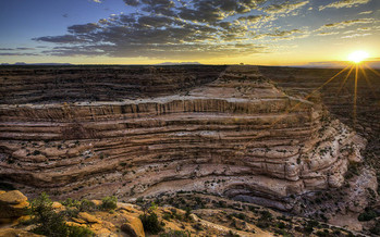 The Bureau of Land Management has proposed four alternative management plans each for Bears Ears and Grand Staircase-Escalante National Monuments. (BLM/Flickr)