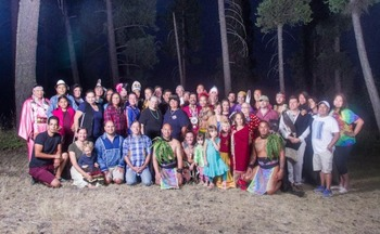Indigenous people from around the world will be at the 23rd annual Montana Two Spirit Gathering. (Mel Ponder photography)