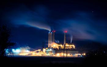 Una planta que consume carb�n, cerca de Centralia, Wash., est� programada para ser cerrada completamente en 2025. (Kid Klutch/Flickr)
