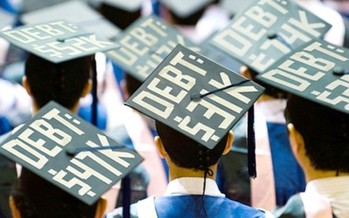 West Virginia has the second highest rate of student loan defaults, and the average debt for graduates has grown by 70 percent since 2005. (bitnovosti)