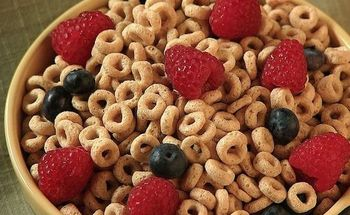 Cereal, with or without milk, is the top menu choice for Denver Public School students. (USDA)