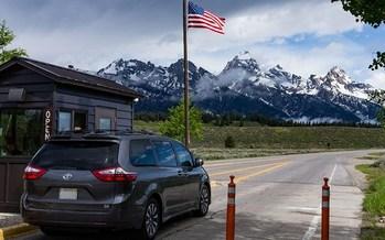 Grand Teton National Park needed $178 million to address repairs and deferred maintenance last year. (Pixabay)