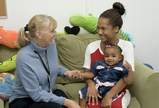 Missouri's Mentoring Partnership Program is designed to support young mothers and fathers to boost  parenting skills and promote educational achievement. (first5coco.org)