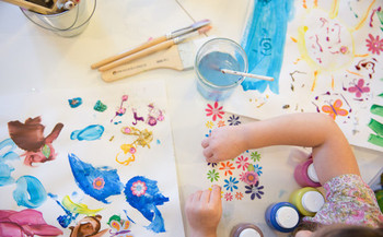 Early-learning collaboratives are becoming affordable alternatives for giving kids the option of attending preschool in Idaho. (heatherdeffense/Twenty20)