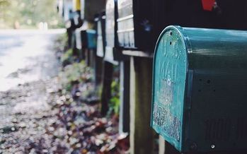 Getting the U.S. mail out to every corner of the country is a massive, $1.4 trillion industry. (Pixabay)