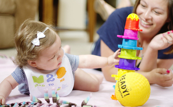 At-home activities for young children can help prepare them for kindergarten. (READY! for Kindergarten)