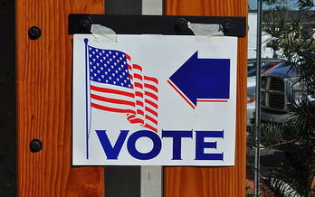 The 2018 general election is expected to draw record numbers of voters for a midterm election. (Wikimedia Commons)