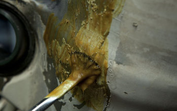 The EPA says it is still weighing whether to ban a chemical in paint thinners linked to multiple deaths. (Cpl. Rubin J. Tan/Wikimedia Commons)