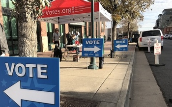 Nebraska's nine-to-five workers can cast their ballots for the midterm elections on Saturday. All ballots must be in no later than Tues., Nov. 6 at 8:00 p.m. (Galatas)