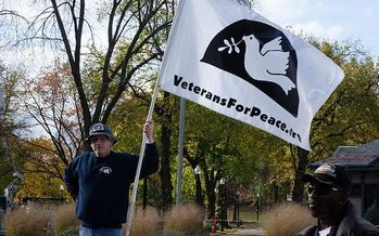 Peace organizations are working to restore Armistice Day, which was renamed Veterans day in 1954, as a day for celebrating peace. (Tim Pierce/Wikimedia Commons)