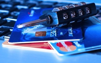 Monitoring bank and credit card accounts on line helps detect fraudulent charges. (TheDigitalWay/pixabay)
