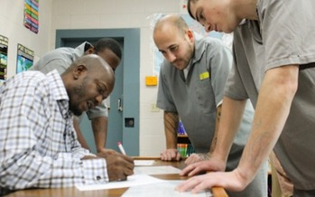 Each month more than 5,000 Missourians take academic classes in Department of Corrections facilities. (doc.mo.gov)