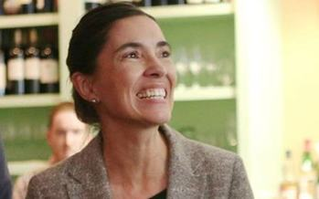 Democrat Anita Earls unseated an incumbent to join the North Carolina Supreme Court. The longtime civil rights lawyer helped strike down racial gerrymandering. (Z. Smith Reynolds)
