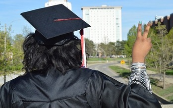 Black students make up 6 percent of college-age students in California, but only 3 percent at selective public colleges. (ACTaylorJr/Pixabay)