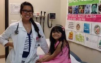 Data show that uninsurance is highest in California among children in the Hispanic and Pacific Islander communities. (National Association of Community Health Care)