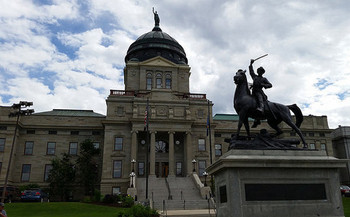 With the election over, eyes turn to the Montana legislative session and other political gatherings. (Drew Tarvin/Flickr)