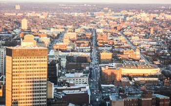 Researchers say segregation in Cleveland is a result of decades of discriminatory policy decisions<br />and disinvestment in areas populated primarily by African-Americans. (Eric Drost/Flickr)