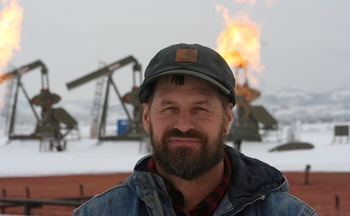 The North Dakota oil and gas industry has failed to meet flaring capture goals five months in a row. (Western Organization of Resource Councils)