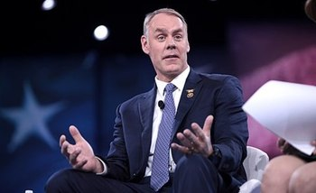 According to White House sources, Interior Secretary Ryan Zinke will leave his job by the end of the year. (WikimediaCommons)