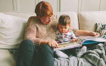 The number of grandparents raising grandchildren surpassed 3 million in a recent survey. (crystalmariesing./Twenty20)