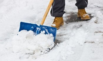 Extreme exercise, including shoveling snow, can induce a heart attack, according to doctors who say if exercise is not part of your routine, avoid physical work in cold weather. (eehealth.org)