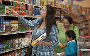 More than 666,000 Kentuckians rely on the Supplemental Nutrition Assistance Program for food. (USDA)