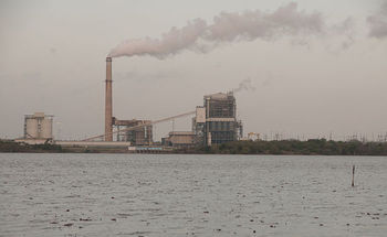 In December, the Texas Municipal Power Association announced plans to shutter the Gibbons Creek coal-fired power plant indefinitely due to high operating costs. (Pmelton87/Wikimedia Commons)
