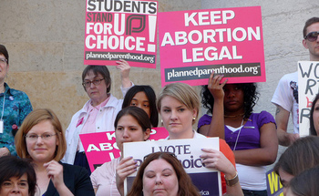 Ohio senators failed to override Gov. John Kasich's veto on a six-week abortion ban, but the measure stands a better chance of passing this year. (Progress Ohio/Flickr)