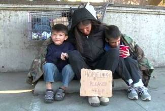 The number of New Mexico homeless families with children increased 5.2 percent in 2018. (liberationnews.org)