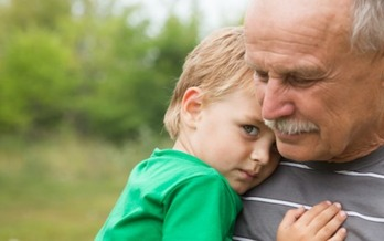 The latest census shows that more than 16 percent of American children live with a grandparent with no parent present, compared with 5 percent in 1990. (duetaz.org)