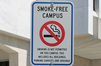 Research says 100 percent tobacco-free policies on school campuses can prevent nearly 30 percent of all Kentucky students from smoking. (Elvert Barnes/Flickr)