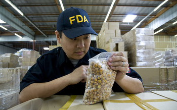 A new report finds that more problems with the food supply are getting past federal inspectors. (FDA)