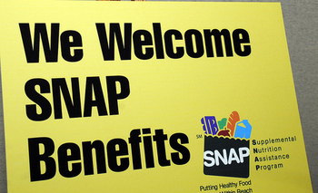 More than 600,000 people in Indiana rely on food assistance through SNAP to put food on the table. (USDA)