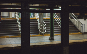 Fewer than 25 percent of New York City subway stations are considered wheelchair-accessible. (Dariya Dee/Twenty20)