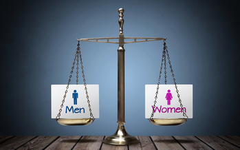 Statistics show the pay gap compounds as people age, and women over 65 get an average of $234 less per week than men from Social Security. (Brian A. Jackson/iStockphoto)