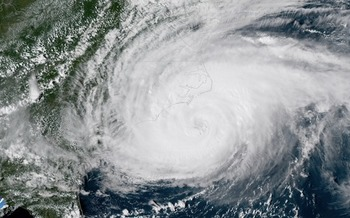 About 1.2 million households in North Carolina were affected by Hurricane Florence, according to the North Carolina Dept. of Public Safety. (nesdis.noaa.gov)