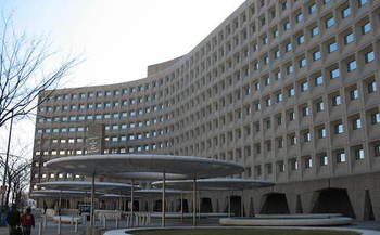 Furloughs at the Department of Housing and Urban Development are making it harder to get out information about government-assisted housing. (Kjetil Ree/Wikimedia Commons)