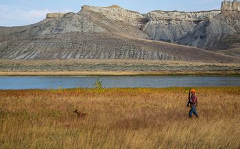 Nine out of 10 Montanans in a new poll said outdoor recreation is key for the state's economic future. (Bob Wick/Bureau of Land Management)