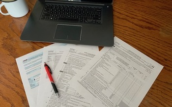 Last year, AARP Foundation Tax-Aide volunteers helped 30,000 people in Connecticut file their income-tax returns. (Andrea Sears)
