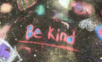 Experts say kindness stimulates