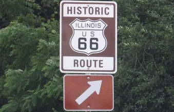 The Senate passed a public-lands bill that includes the designation of Route 66 as a National Historic Trail.  (Ken Lund/Flickr)