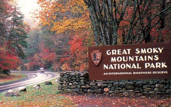 Since 1965, the Land and Water Conservation Fund has tapped revenues from offshore oil and gas development to preserve public lands, including in Great Smoky Mountains National Park. (National Parks Service)