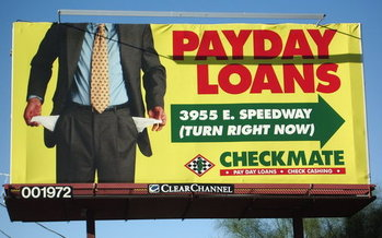 A state audit last year found almost one-third of payday lenders in Nevada fail to follow existing laws. (Kelly Griffith/Center for Economic Integrity)