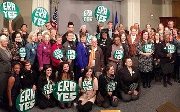 Minnesota could become the 25th state to add an Equal Rights Amendment, or similar protections, to the state constitution. (MAPE)