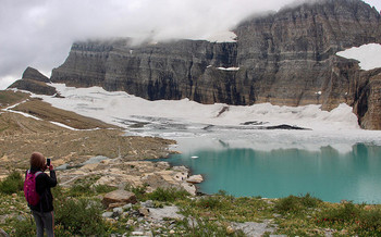 The Land and Water Conservation Fund has opened public access to places such as Glacier National Park. (daveynin/Flickr)