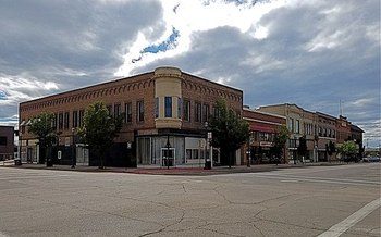 A project in Caldwell was one of three in Idaho that was selected last year for a grant in the AARP Community Challenge. (Tamanoeconomico/Wikimedia Commons)