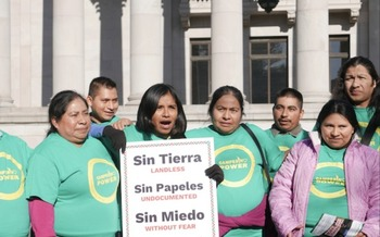 Farmworkers will discuss workplace retaliation and health hazards from pesticide use at the Farmworker Tribunal in Olympia on Monday. (Community to Community Development)