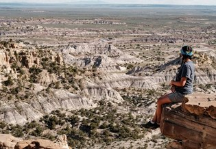 Oil and gas production on tribal lands generates royalty income to support public safety, education, infrastructure improvement and other projects. (Environmental Defense Fund)