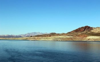 Lake Mead is one of the region's best-loved outdoor recreation spots. (Ladyheart/Morguefile)